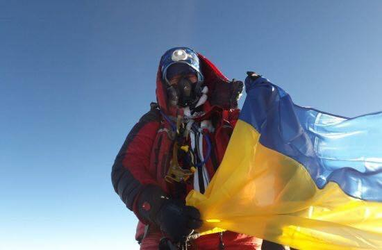 Кличко поздравил украинских альпинистов, которые покорили неприступный восьмитысячник, известный как К2