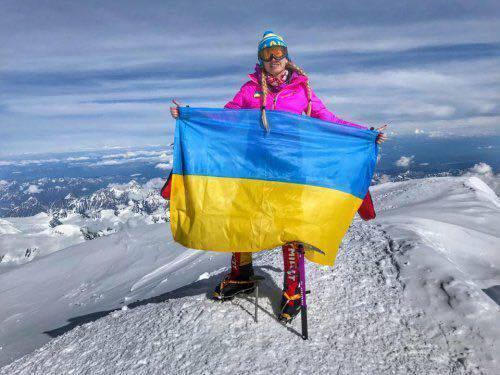 Четверо украинцев покорили вершину Чогори