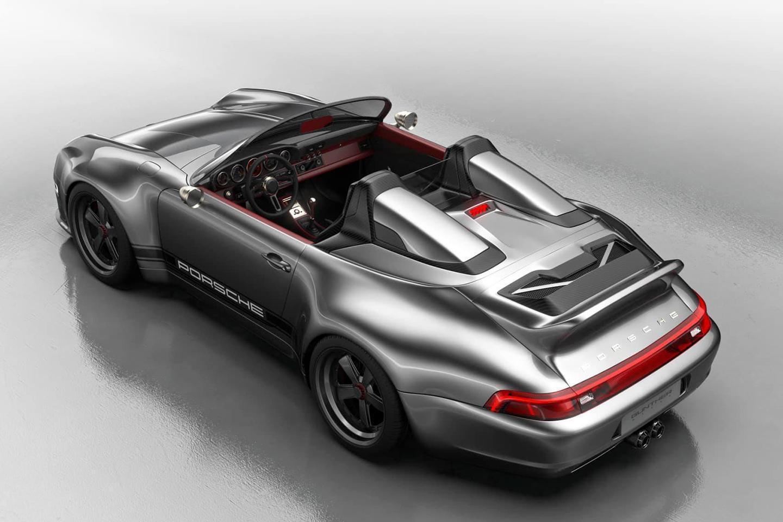 Gunther Werks планирует изготовить всего 25 экземпляров 933 Speedster Remastered