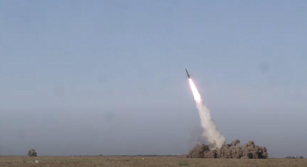"""И дважды модернизированными и восстановленными образцами ракет для """"Точки-У"""""""