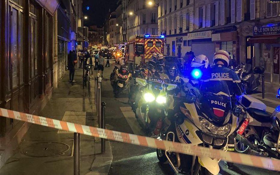 При наезде пострадали шесть человек.