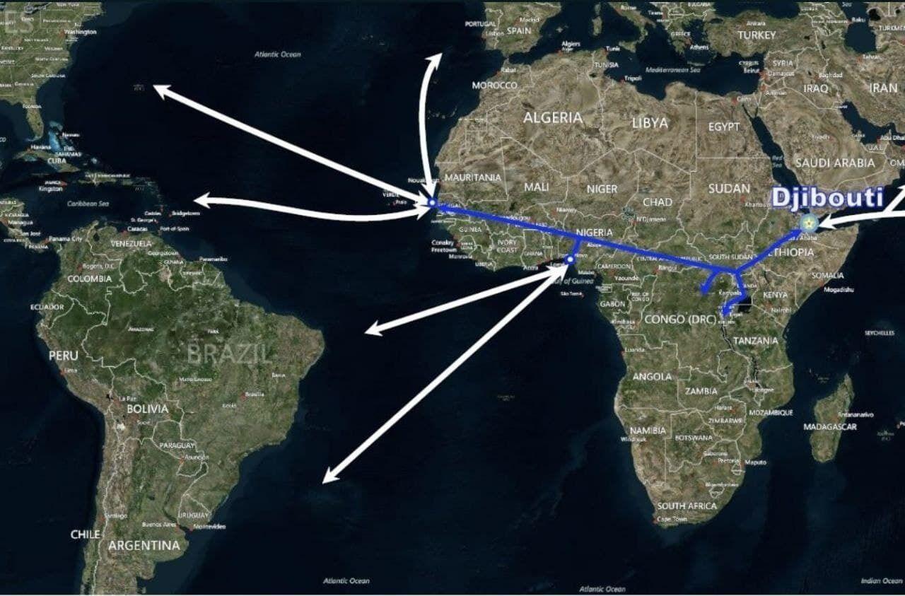 Джибути – ворота в Африку: чем страна интересна для Украины