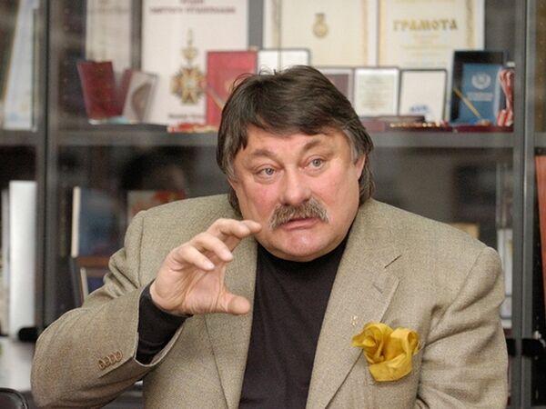 Николая Мозгового скончался в 2010 году от остановки сердца