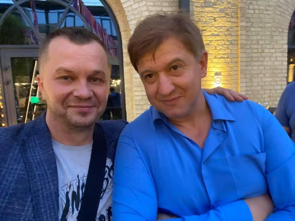 Милованов и Данилюк