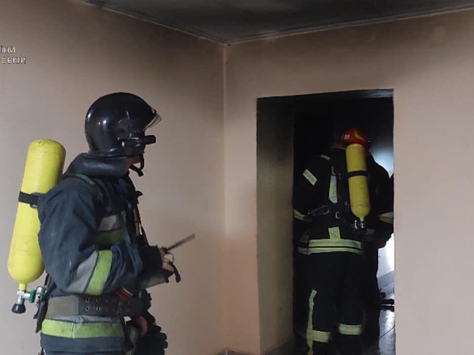 Пожежники.