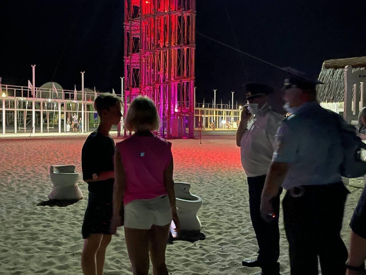 Поліція зірвала Z.Fest.