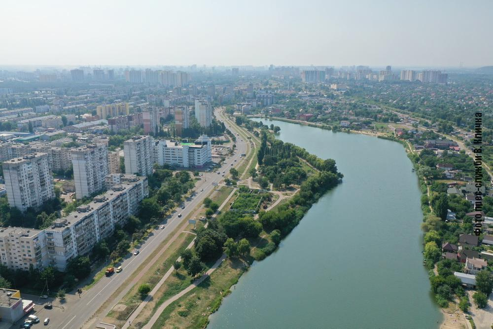 """Парк """"Радунка"""" расположен в Днепровском районе Киева"""