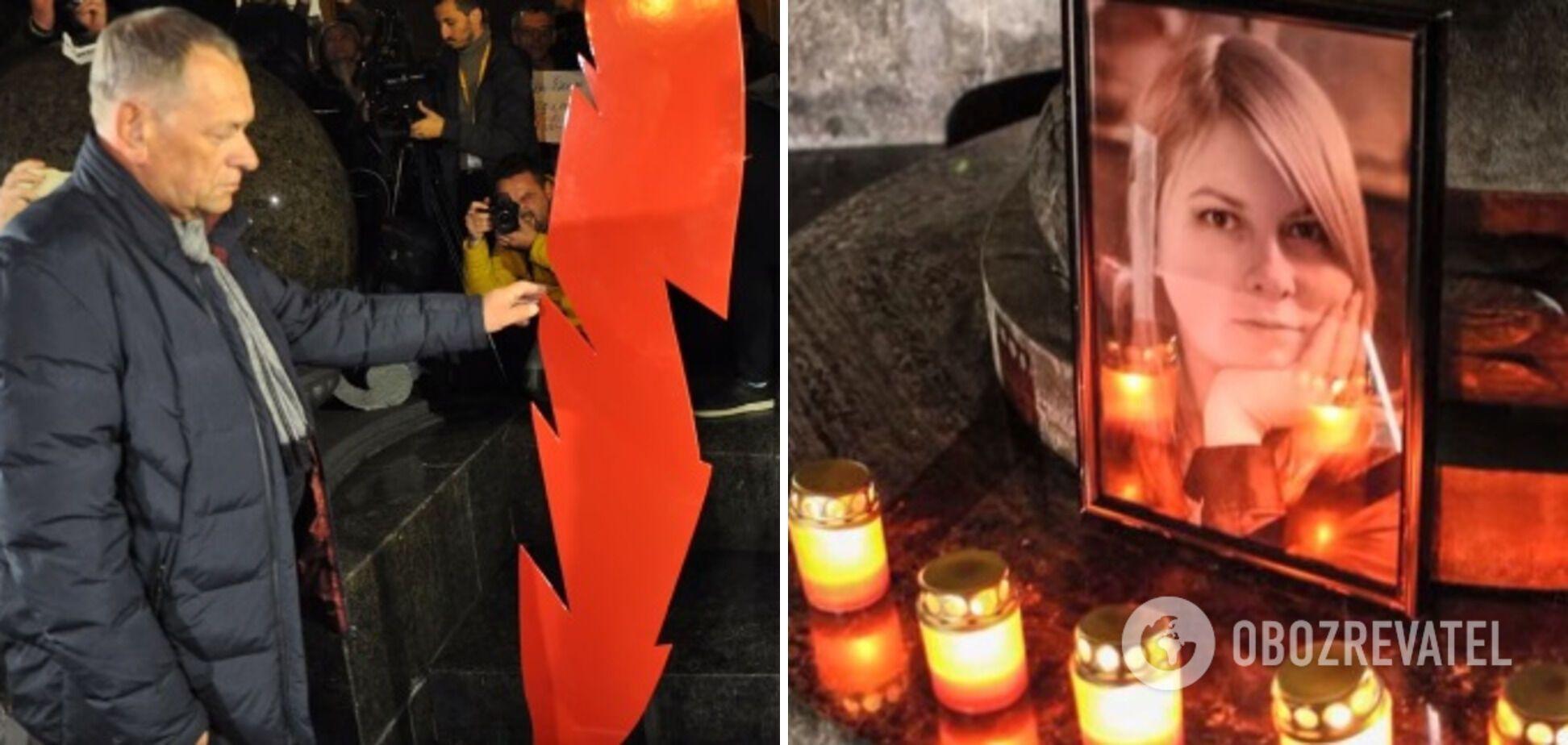Сегодня третья годовщина нападения на Екатерину Гандзюк.