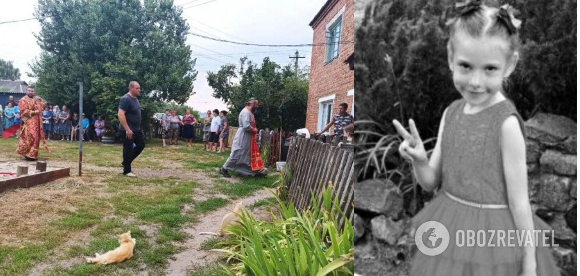 Мирославу похоронили в родном селе Старый Салтов