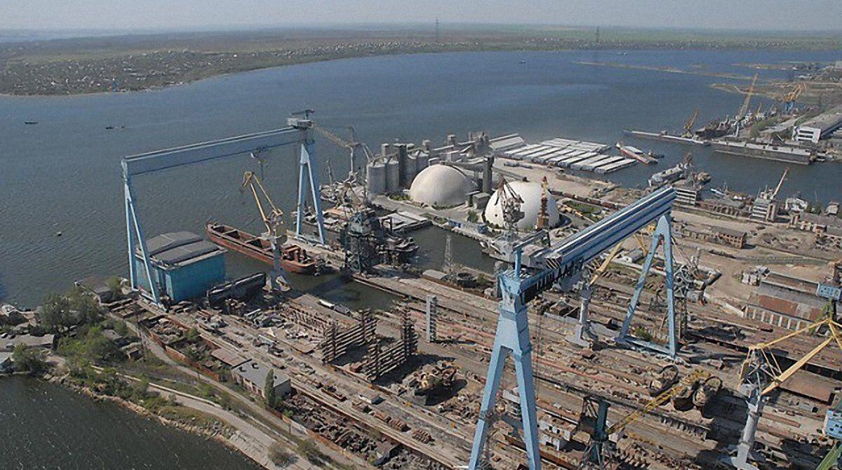 Черноморский судостроительный завод