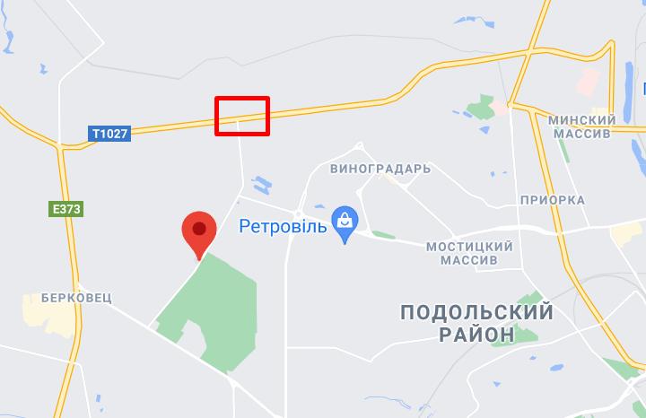 ДТП сталася на перехресті Окружної і Газопроводної.
