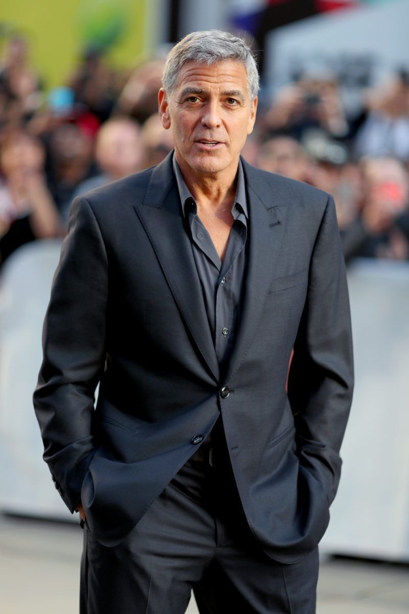 Джордж и Амаль Клуни отреагировали на слухи о беременности