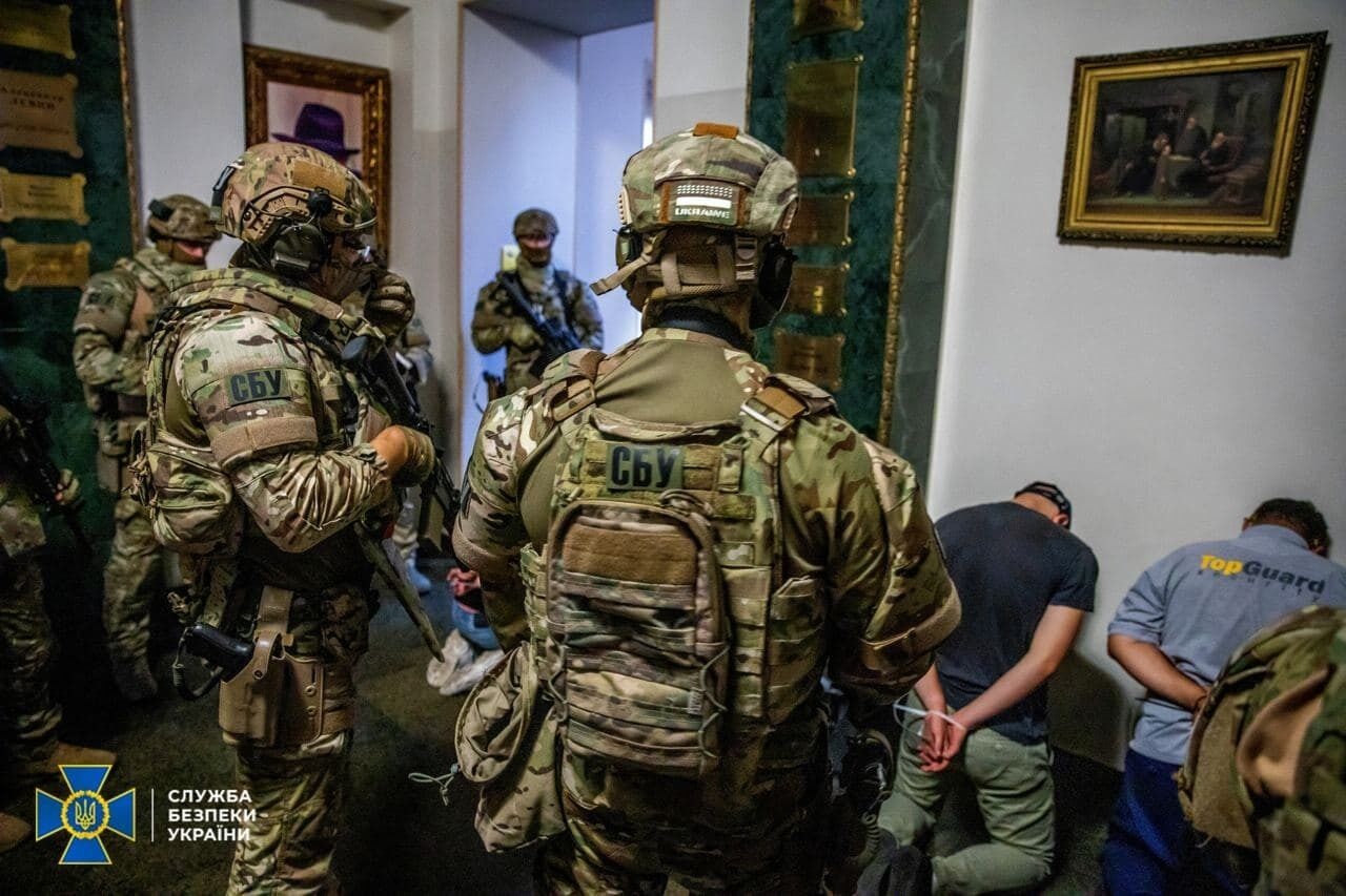 "Террористов успешно ""ликвидировали"""