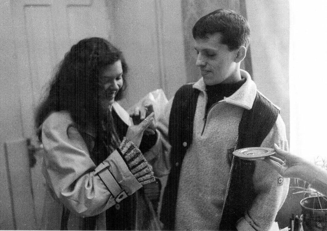 1995 року Руслана вийшла заміж