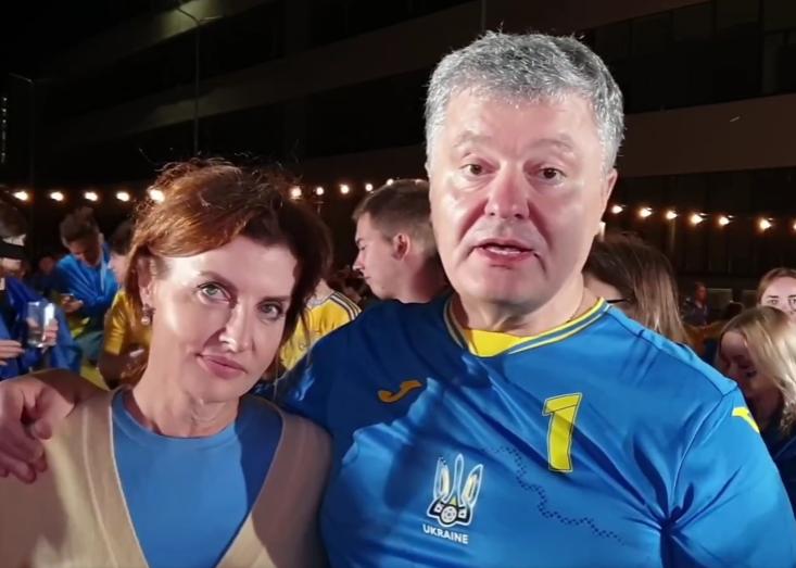Порошенко: главные победы сборной Украины по футболу – впереди
