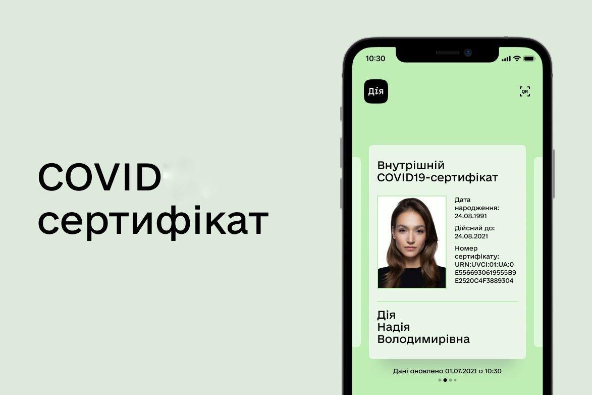 """""""Внутренний"""" сертификат"""