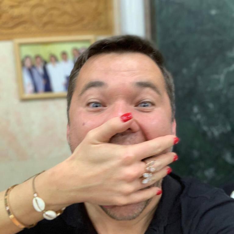 Андрій Богдан не розповідає про своє особисте життя