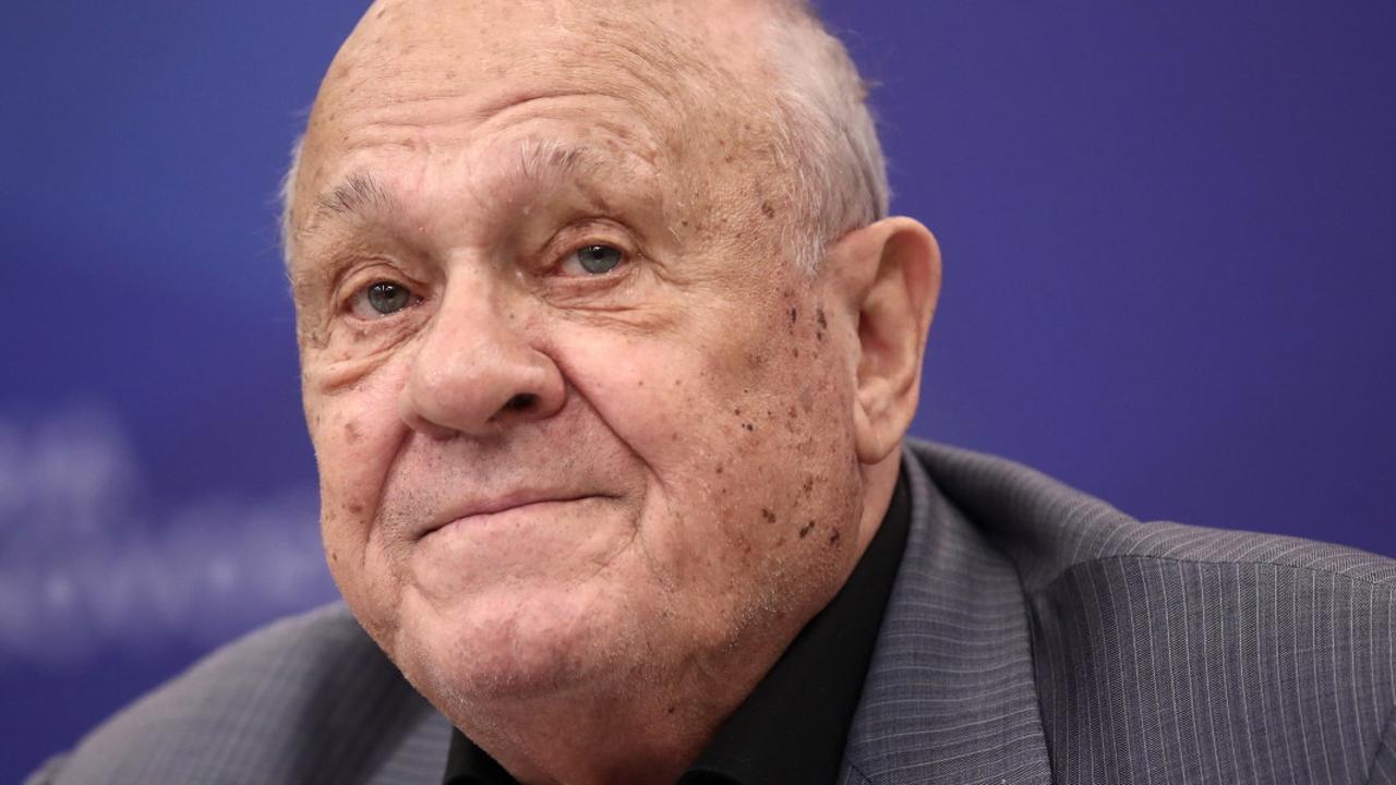 Російський актор Володимир Меньшов