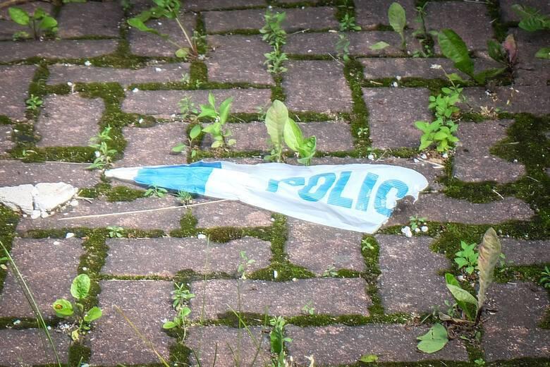 Поліцейська стрічка