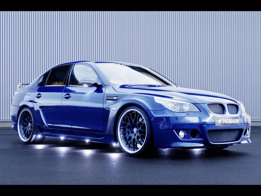 Hamann BMW M5 (2006)