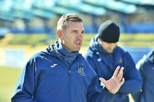 Андрей Шевченко в качестве тренера