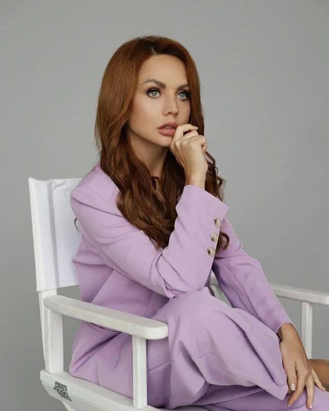 Певица МакSим (Марина Абросимова).