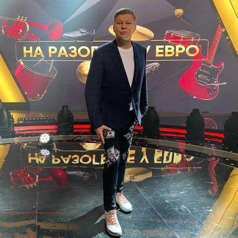 Губерниев попал в черный список Минкульта Украины.