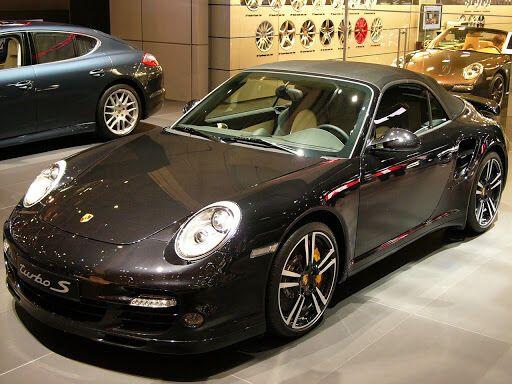 Porsche 911 Turbo (2012)