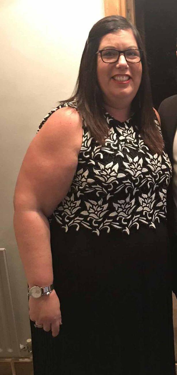 Сарі Дей вдалося схуднути на 68 кілограмів