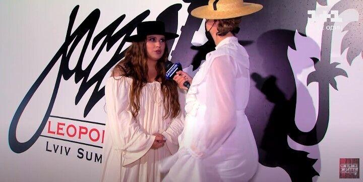 Александра Зарицкая дала откровенное интервью