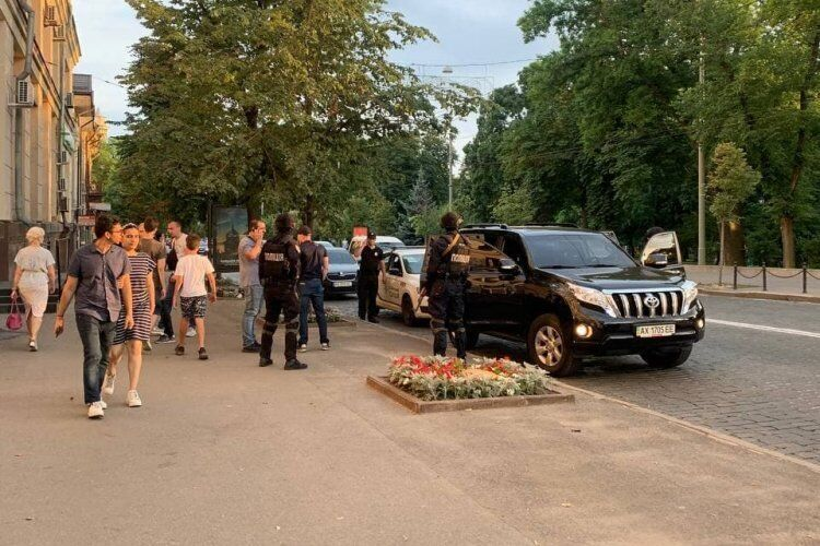 Задержание Олега Ширяева