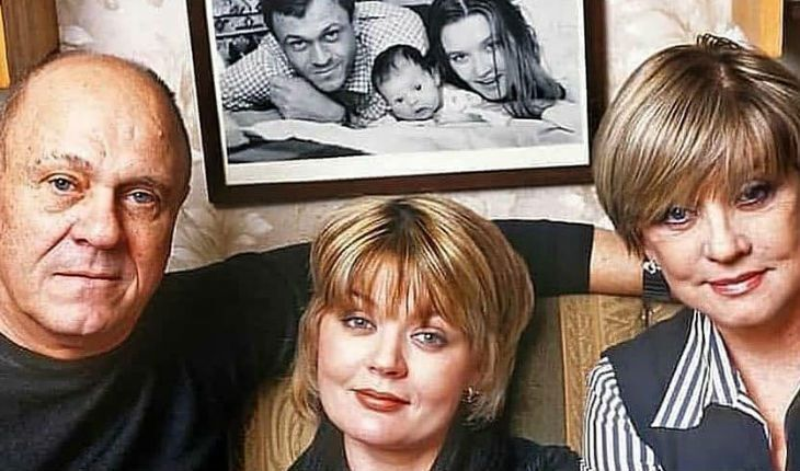 Володимир Меньшов прожив в шлюбі з дружиною 59 років.