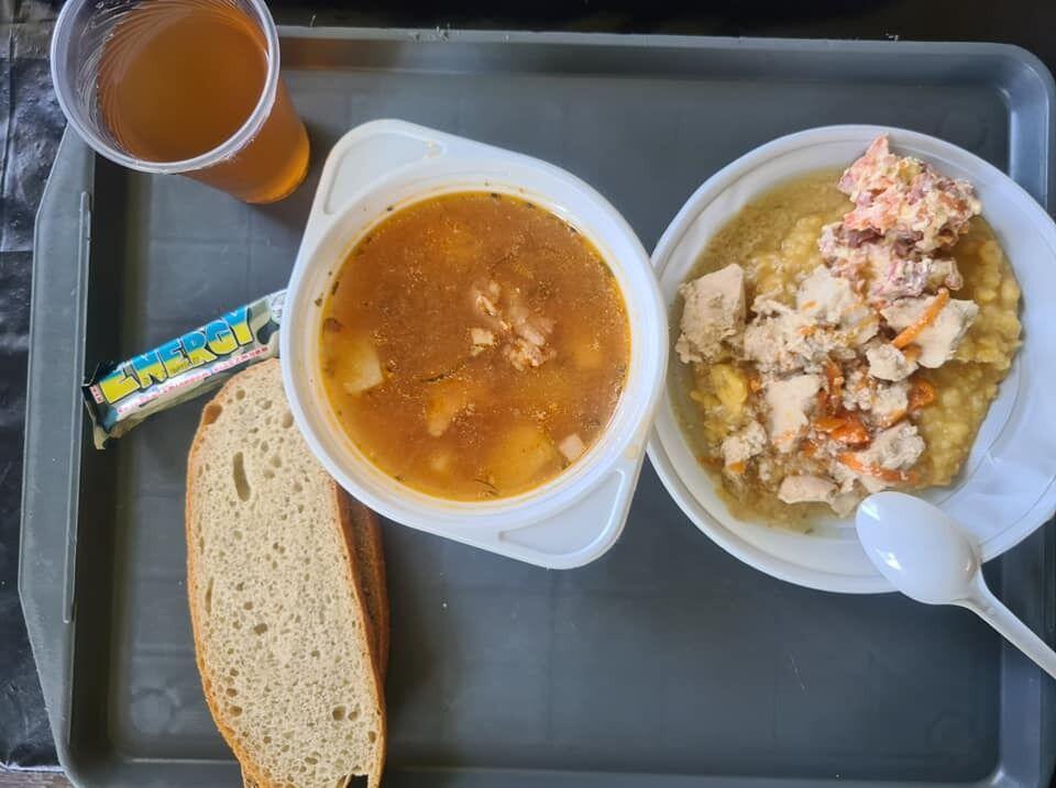 Суп і каша