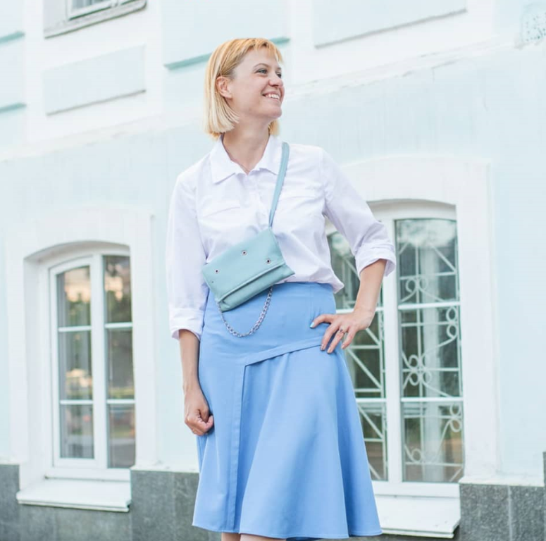 Эксперт по минимализму и порядку Анна Гончарова.