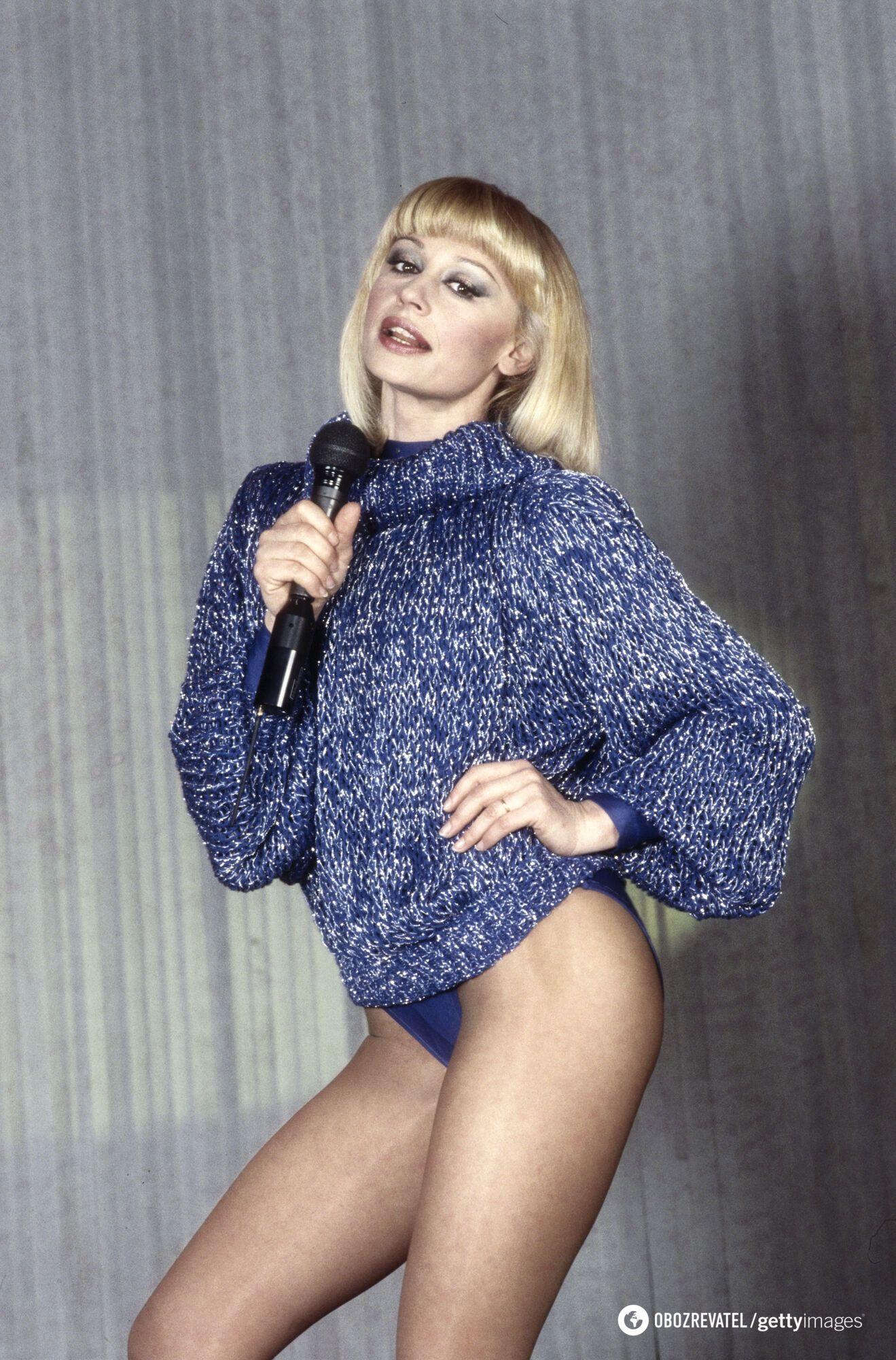 Певица Рафаэлла Карра умерла в 78 лет.