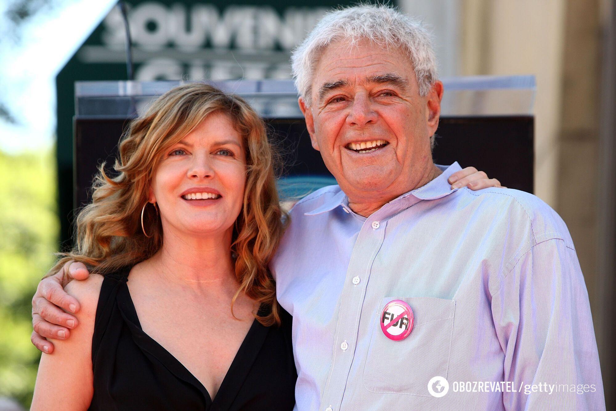 Ричард Доннер с супругой