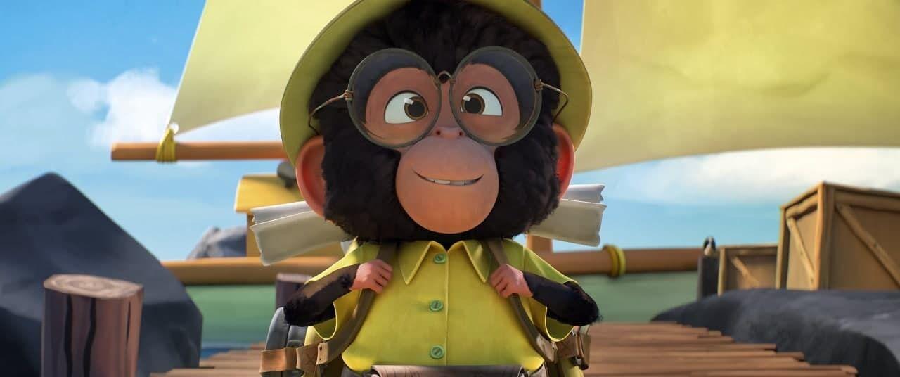 Паспарту – юне мавпеня, що обожнює читати та мріє про надзвичайні пригоди
