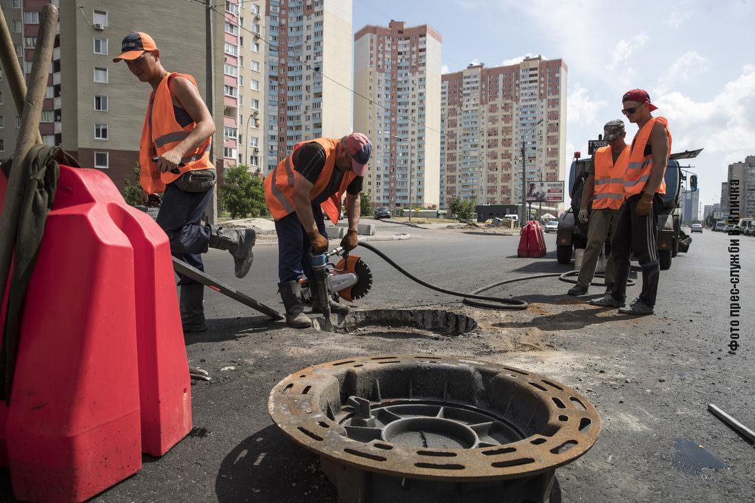 В столице капитально отремонтируют 7 мостов и путепроводов