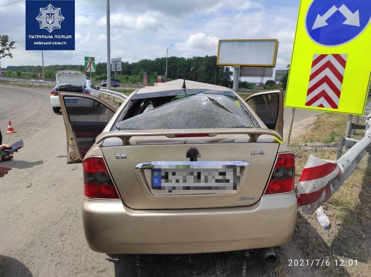 Обставини аварії встановить поліція.
