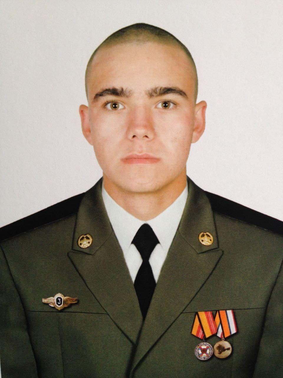Військовий був нагороджений після перебування на Донбасі