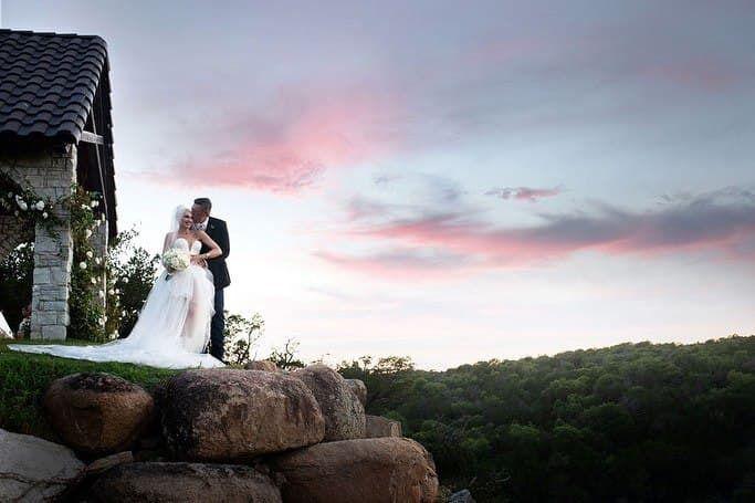 Гвен Стефані показала фото з весілля.