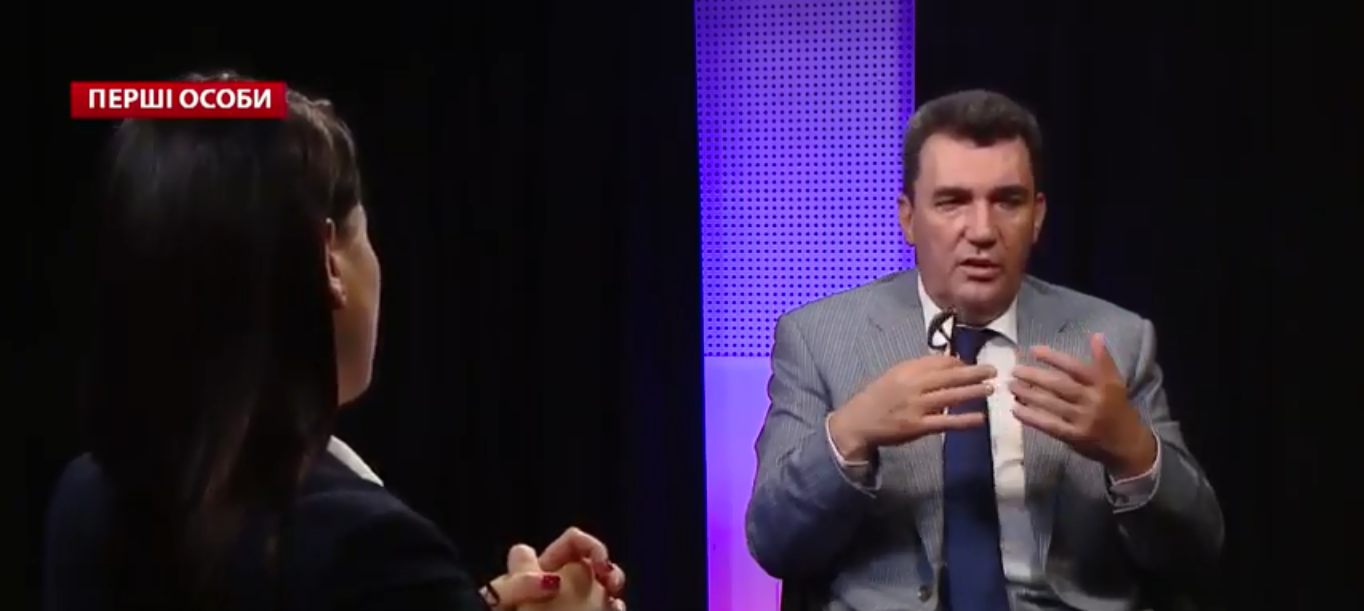 Интервью Данилова