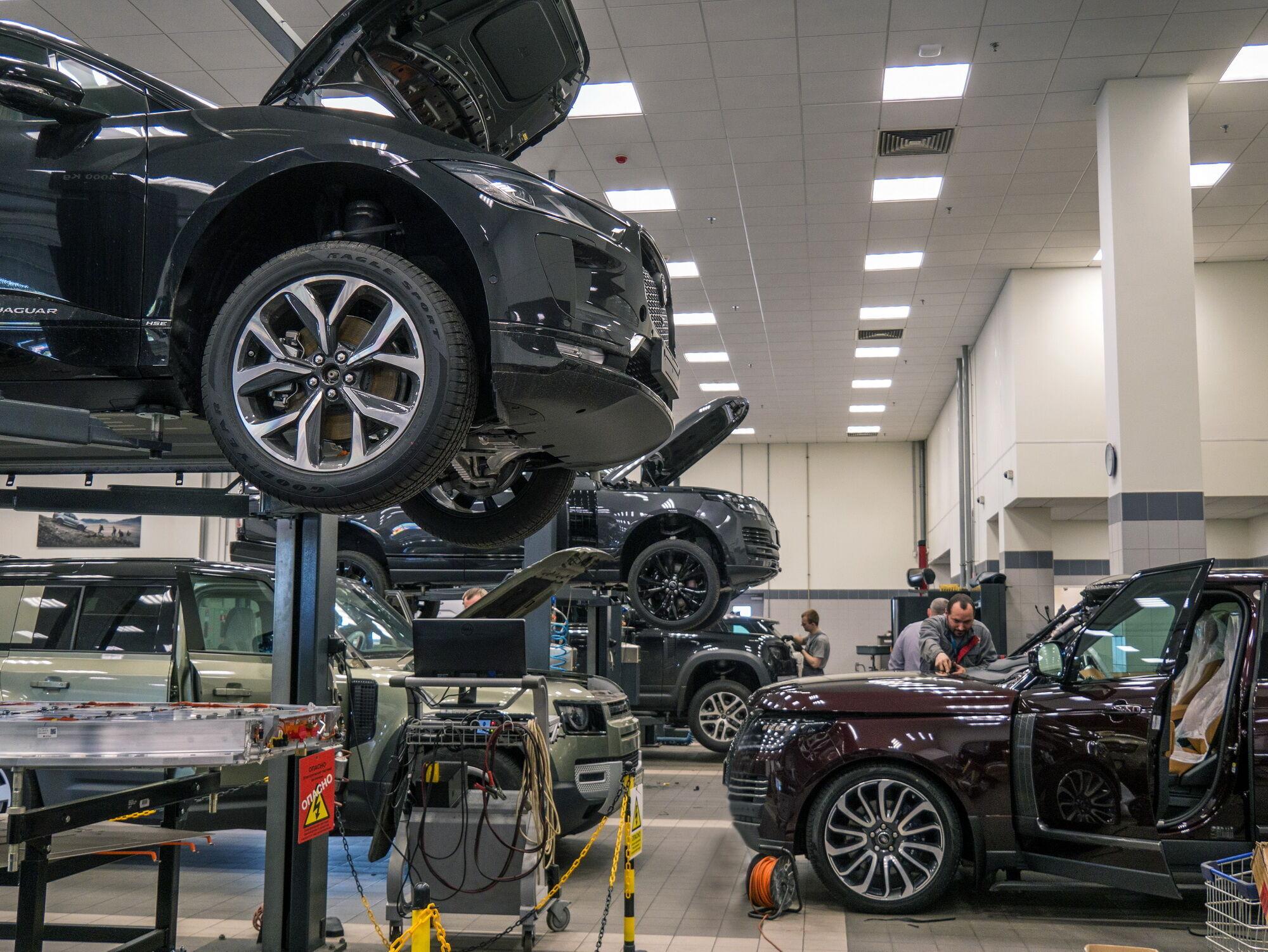 Официальный сервис – идеальное место для обслуживания и ремонта автомобиля