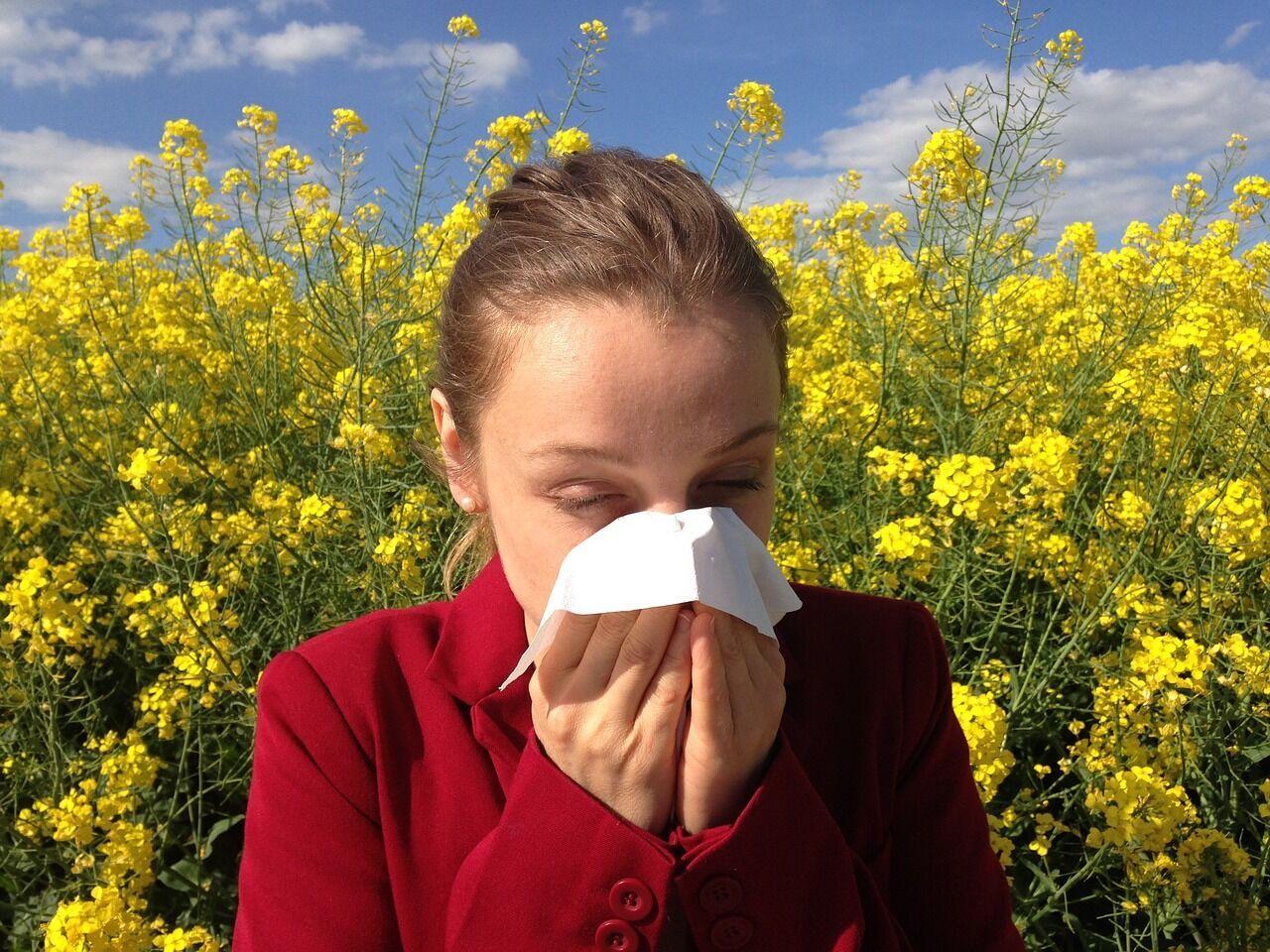 8 липня відзначають День боротьби з алергією