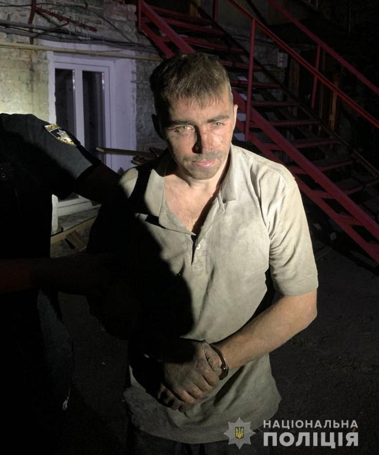 Подозреваемого задержали в Подольском районе.