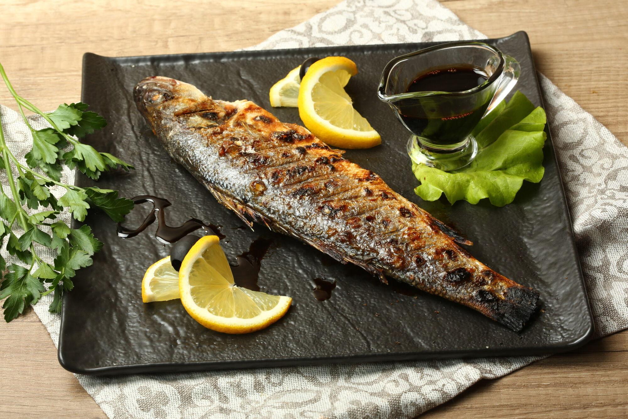 Дуже смачні рибні страви