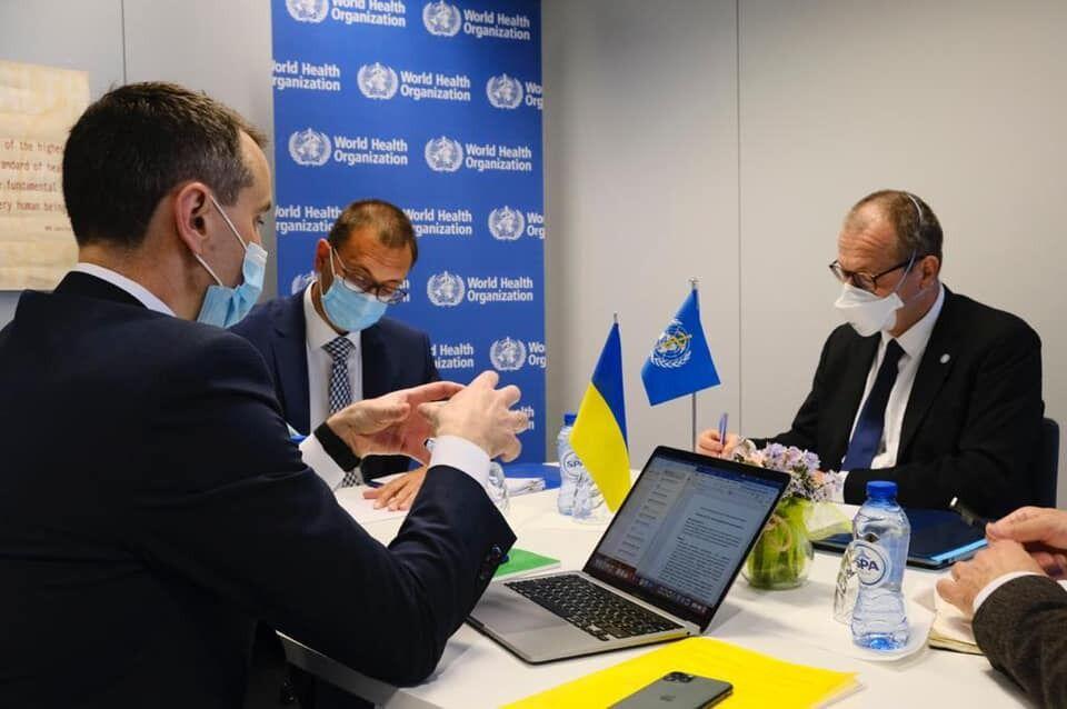 Украина и ВОЗ согласовали признание COVID-сертификатов