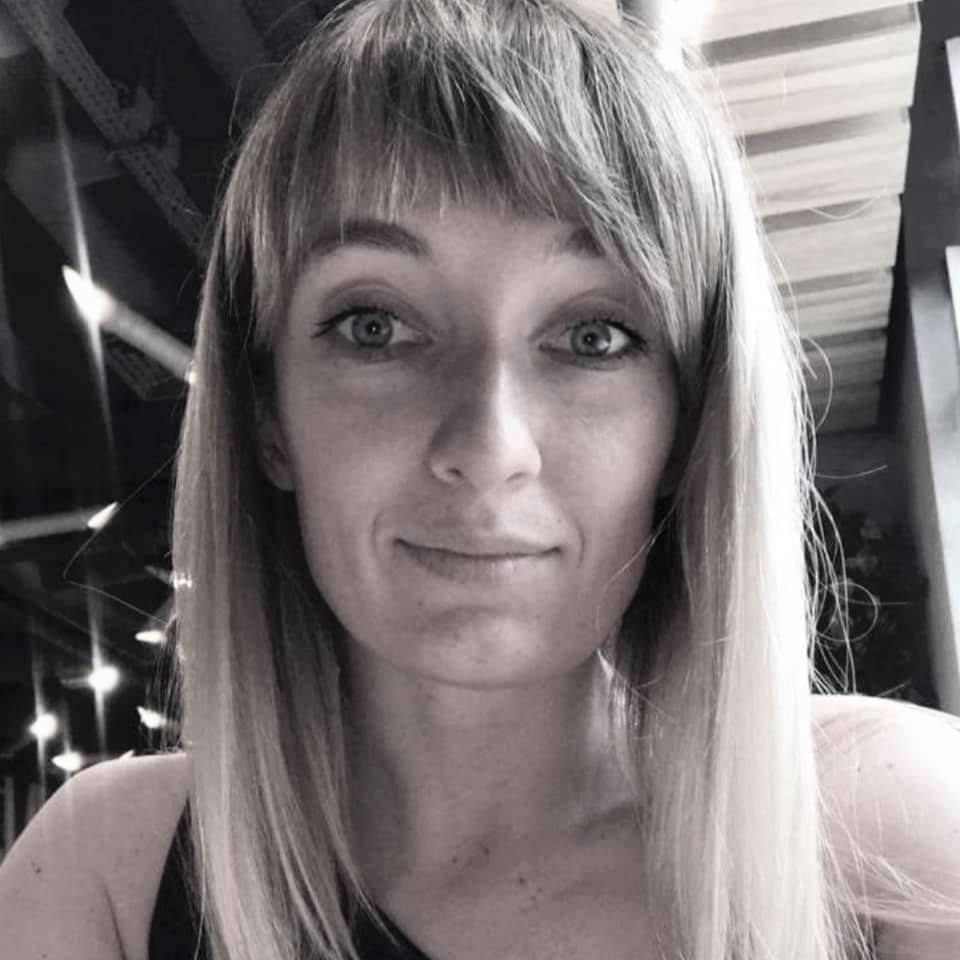 Погибшая Елена Денисенко.
