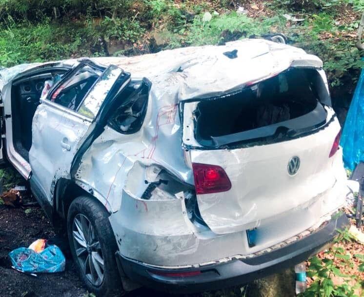 В аварии погибли четыре человека