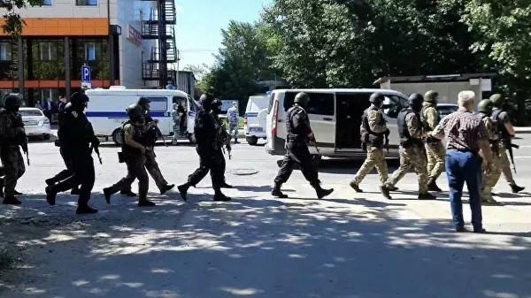 Поліція затримала нападника